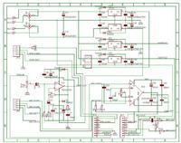 Moduł audio na podczerwień IR - schemat