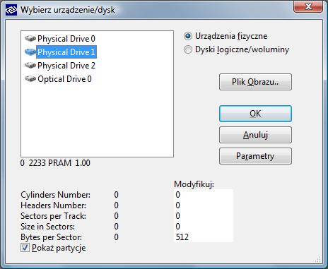 Pendrive Kingston DT 200 32GB - brak systemu plików