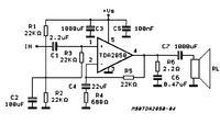 Jaki zrobić wzmacniacz zasilany napięciem pojedynczym 24V?