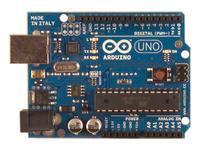 Arduino Uno - jedna z nowszych płytek z serii Arduino.