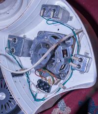 jak naprawić stary silnik elektryczny - wolno chodzi. Bardzo wolno.