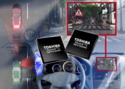 Nowa seria procesor�w do samochodowych system�w wizyjnych - Toshiba Visconti3