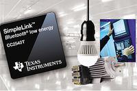 SimpleLink CC2540T - przemys�owy mikrokontroler niskiej mocy od firmy TI