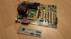 [Sprzedam] Komputer Pentium III oraz płyty główne z CPU wys. modele PIII oraz P4