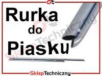 DIY Piaskarka 100l kabinowa - nie podaje ścierniwa