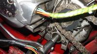 Quad ATV 200/150 - Brak �adowania, schemat instalacji elektrycznej