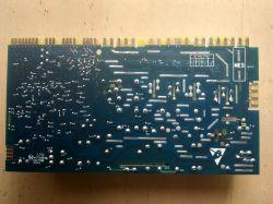 Pralka Electrolux EW8F328SP - spalony moduł po przepięciu asymetrii napięć.