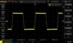 DDS function generator set for assembly, commissioning and tests