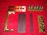 Zegar, data, termometr Nixie LC531/IN14 na Atmega8A i PCF8583
