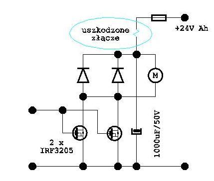 e-scooter schemat po��cze�