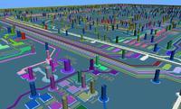 Gerber Viewer - Polecam, do ogladania płytek drukowanych w 3D