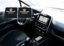 Nowoczesne inteligentne huby USB do zastosowań motoryzacyjnych