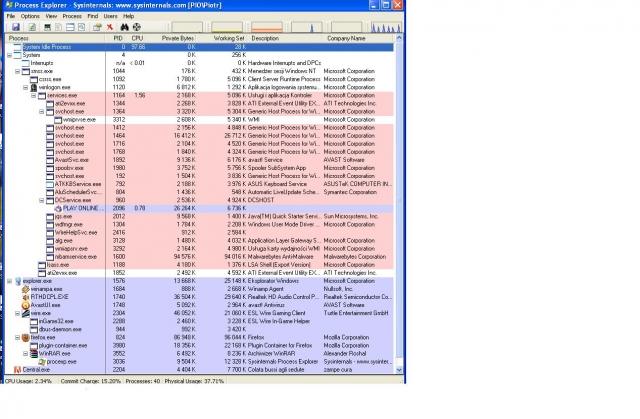 Windows XP - d�ugie w��czanie, wolny internet, zacinaj�ce si� gry