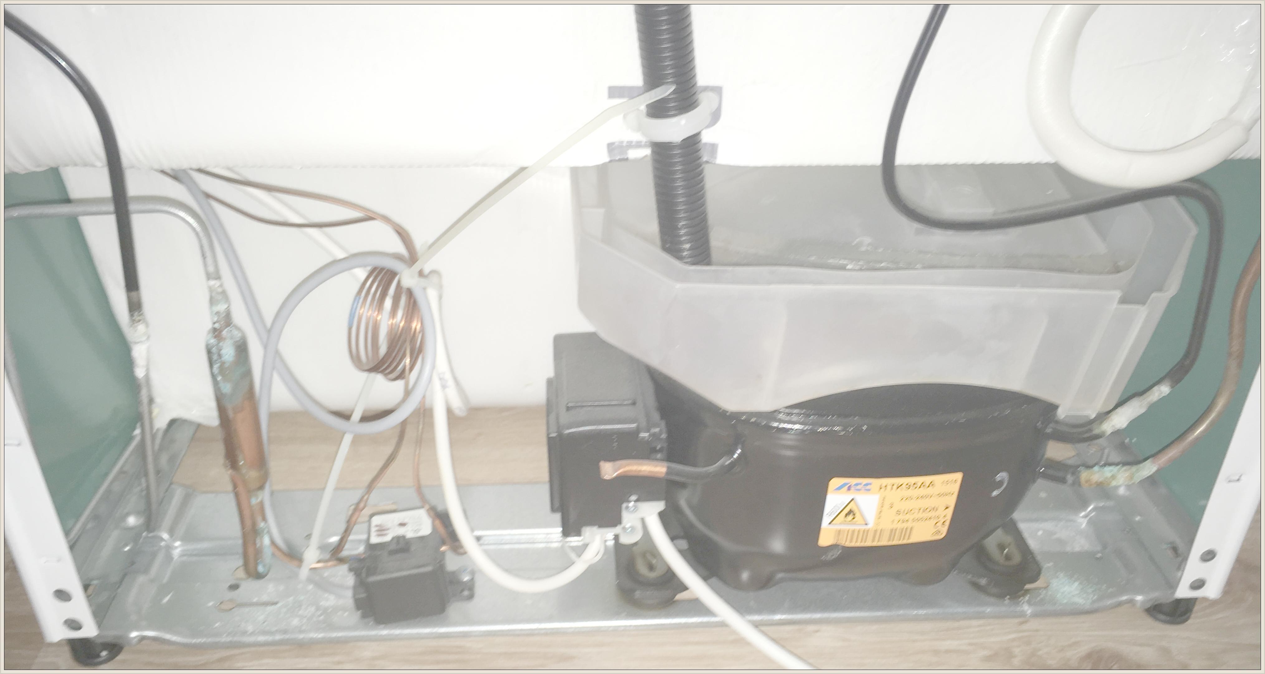 Nowość Electrolux ENN7853COW - zamrażarka nie działa - elektroda.pl BA91