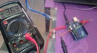 Arduino UNO - zaniżone napięcie z zasilacza zewnętrznego