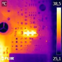 Kamera termowizyjna FLIR seria i - Zoom\Macro