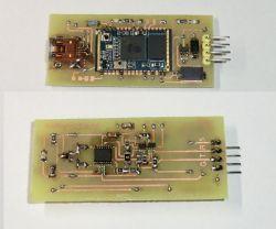 Przejściówka piny , USB na bluetooth BTM112