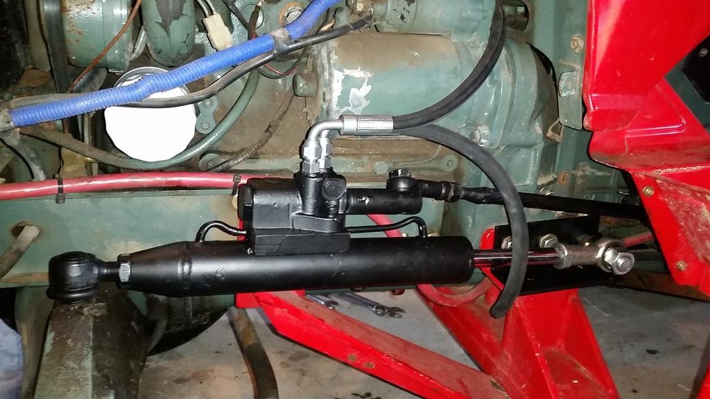 Power Steering Kits For Kubota Tractors : Wspomaganie układu kierowniczego strona mały traktor