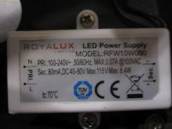 Czujnik ruchu ROYA LUX RLX-1201