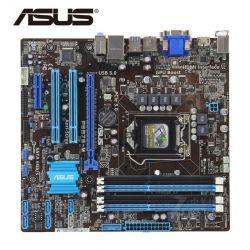 Asus P8B75-M - Działanie układu załącznia płyty głównej? potrzebny schemat