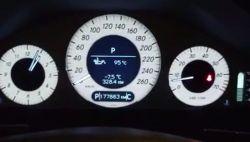 Mercedes W211 w219 - Zmiana w eeprom 24c16 dla AMG MENU