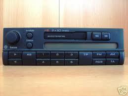 Radio VW Beta IV aux in