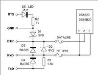 Szukam kodu źródłowego c++ do odczytu DS18B20 (termometr)
