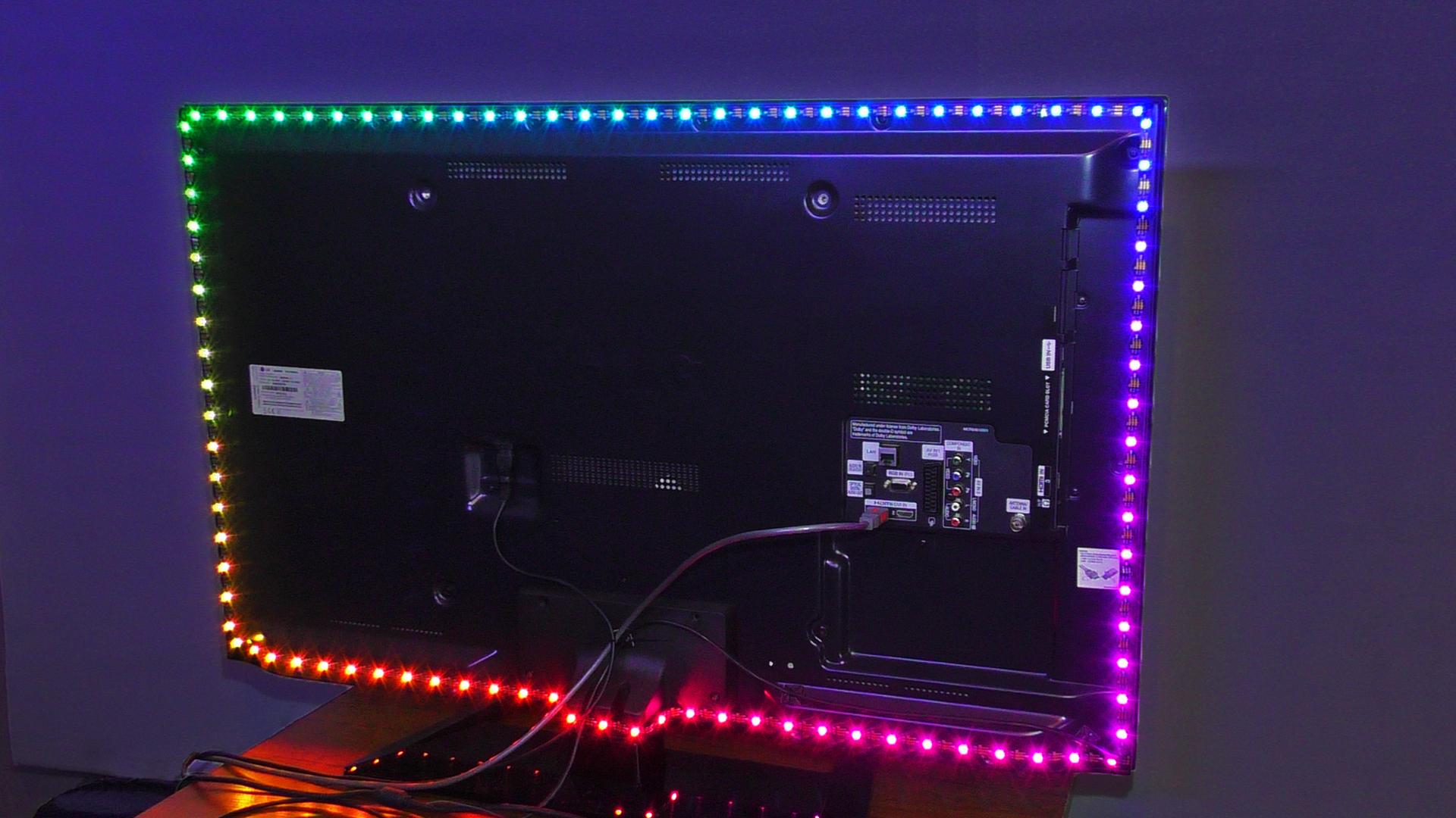 Ambivision Inteligentne Podświetlenie Ekranu Elektrodapl