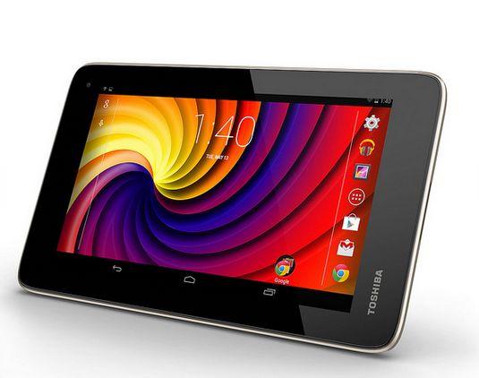 "Toshiba Excite Go - 7"" tablet z Atom i Android 4.4 za 335z�"