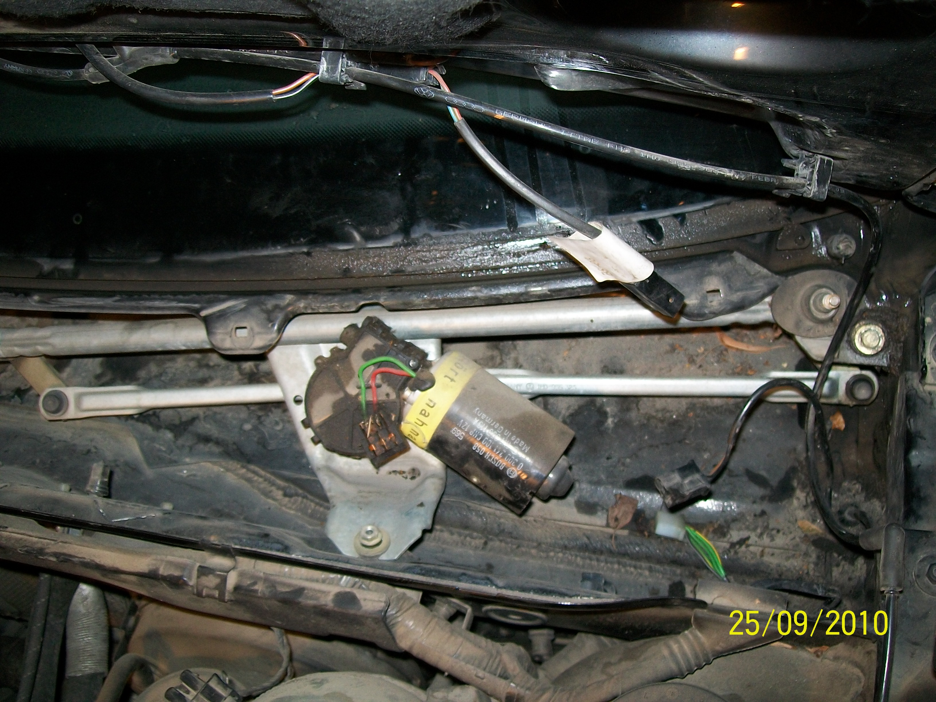 Wycieraczki Przednie Audi A3 98 Rok Elektrodapl