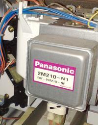 Wymiana magnetronu, czy każdy jest dobry ? Kuch. mikr. Bosch HMF755F