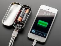 �adowarka awaryjna USB na 2 baterie AA jako zestaw do samodzielnego monta�u