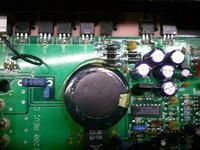 Vibe VP4 - Brak dźwięku z końcówki po wymianie tranzystorów!!