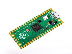 Raspberry Pi Pico - płytka prototypowa z dedykowanym MCU Raspberry Pi RP2040