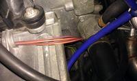 Renault Clio 2.0 16V/01r - Schemat pinów cewki zapłonowej