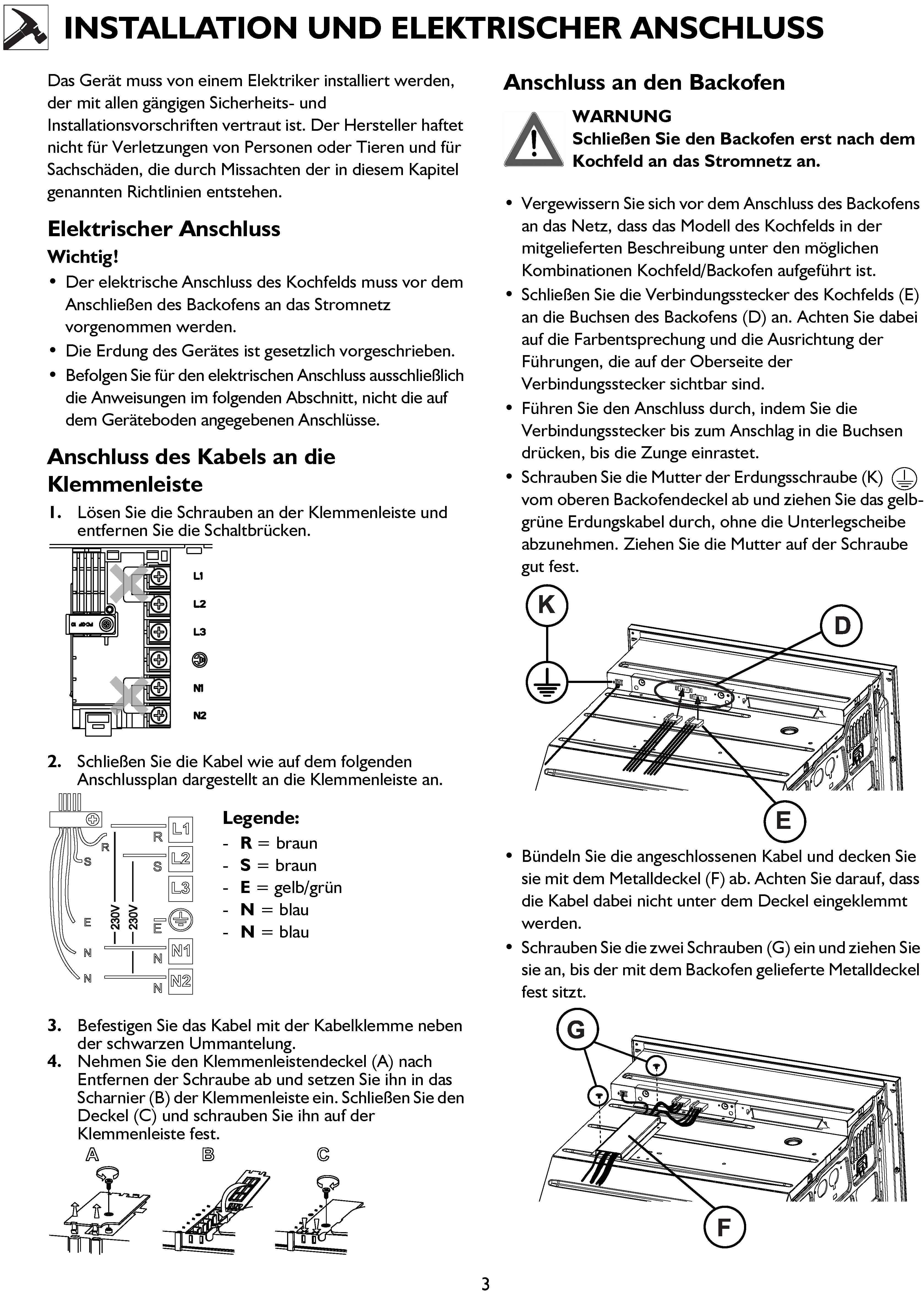 Kuchenka Bauknecht 7710 Podlaczenie Elektroda Pl