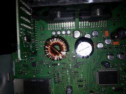 Sony kw2000 - Lewy kanał trzeszczy tylko na wejściu AUX