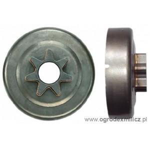 Stihl MS 250 zamiana z�batki od Husqvarna