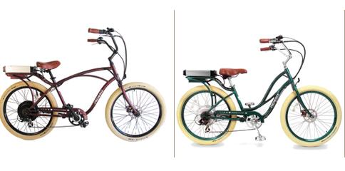 Hammacher Schlemmer - hybrydowy rower elektryczny o klasycznym wygl�dzie