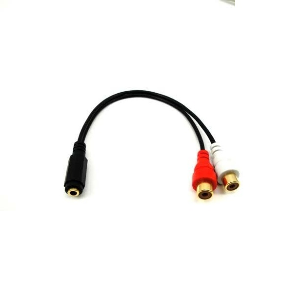Jak połączyć PS3 Slim z HP W2408H oraz słuchawkami 3,5 mm?