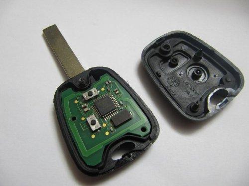 peugeot 307 - bateria w pilocie wytrzymuje 2 tygodnie