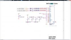 Gateway NV55C LA-6582P - Nie kręci się dysk twardy