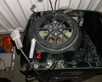 Zelmer admiral - podłaczenie silnika