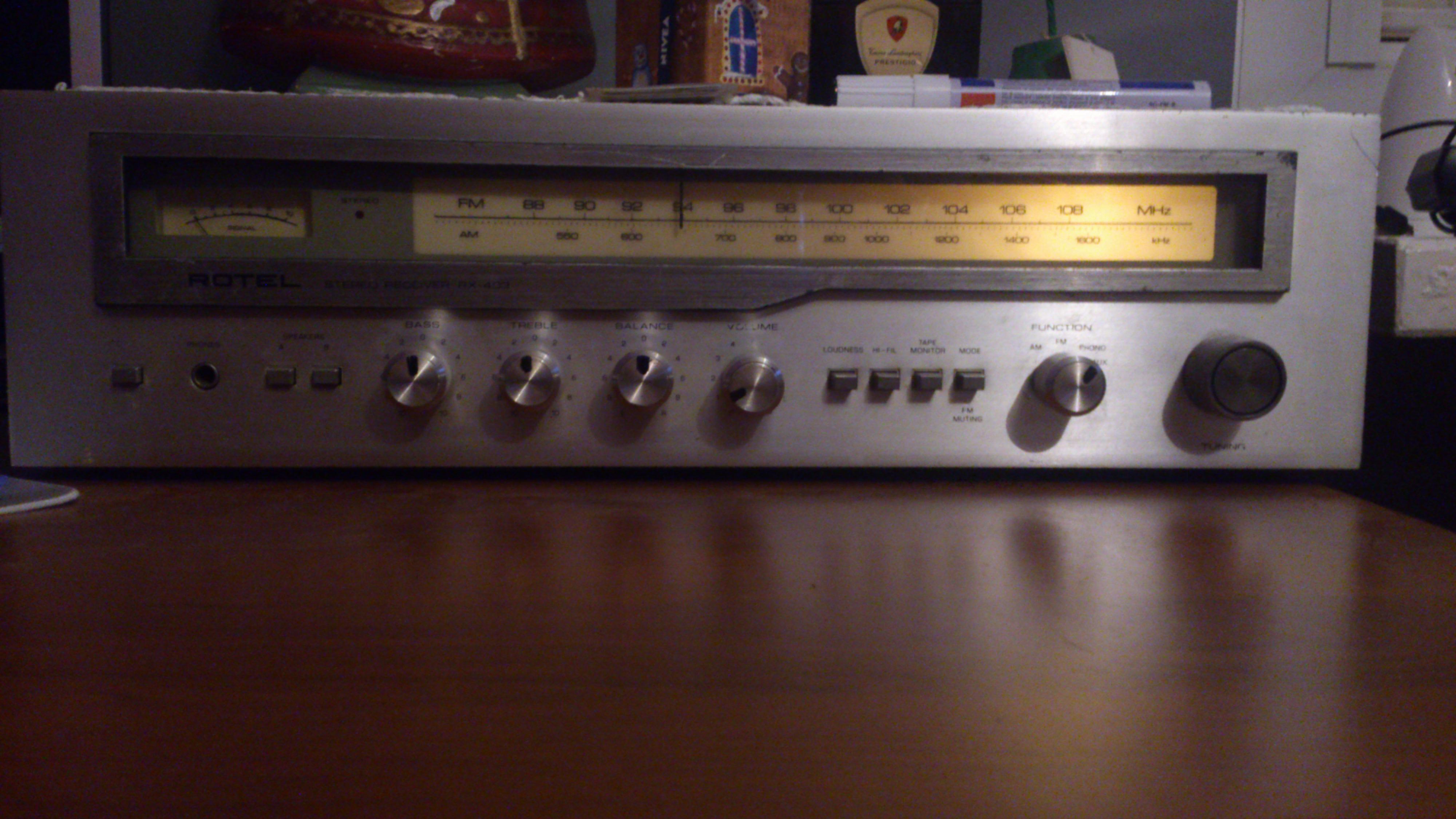 [Sprzedam] Amplituner Rotel RX403