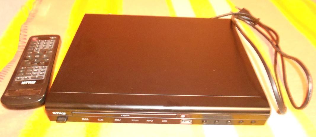 [Sprzedam] DVD Wiwa HD125U - Czarne.