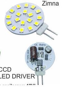 Żarówki LED nie działają w okapie - brak transformatora 12V?