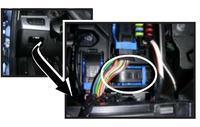 Grande Punto 2007r. - Sterownik zamka centralnego kable bodycomp