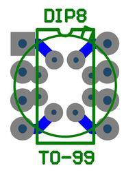Tranzystorowy wzmacniacz słuchawkowy Hi-Fi