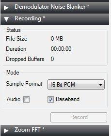 SDRsharp automatyczne nagrywanie