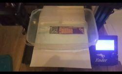 Wytrawiarka z drukarki 3D